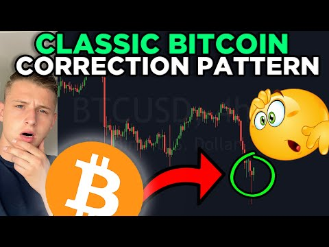 WATCH THIS BITCOIN MARKET STRUCTURE… CLASSIC CORRECTION STRUCTURE SUGGEST MORE UPSIDE MOMENTUM!