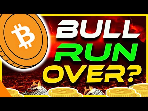 URGENT   Bitcoin CRASHING NOW!!   Is The Bull Run Over?   CRYPTO NEWS TODAY