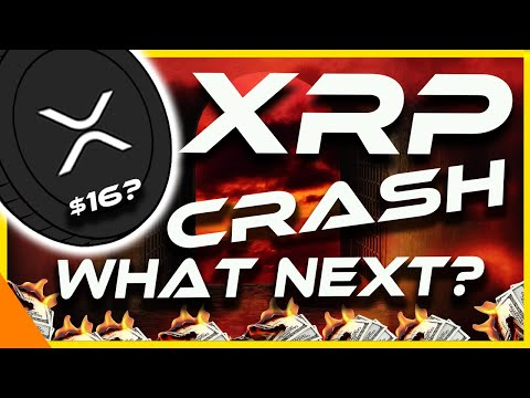 🚨 URGENT 🚨 XRP Crash   What Next?    Can We Still Hit $16?   CRYPTO NEWS TODAY